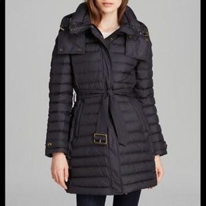 Burberry Brit puffer Jacket